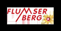 Flumserberg Sommer und Winter Paradies Logo